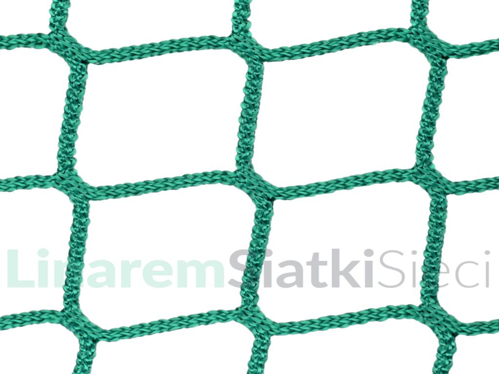 polipropylenowe siatki na piłkochwyty